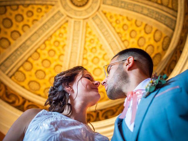 La boda de Jose y Júlia en Vilanova I La Geltru, Barcelona 1
