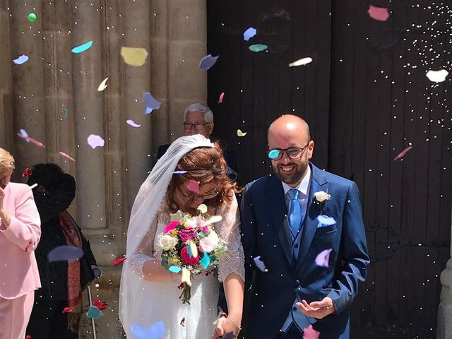 La boda de Lucia y Ruben en Soria, Soria 3