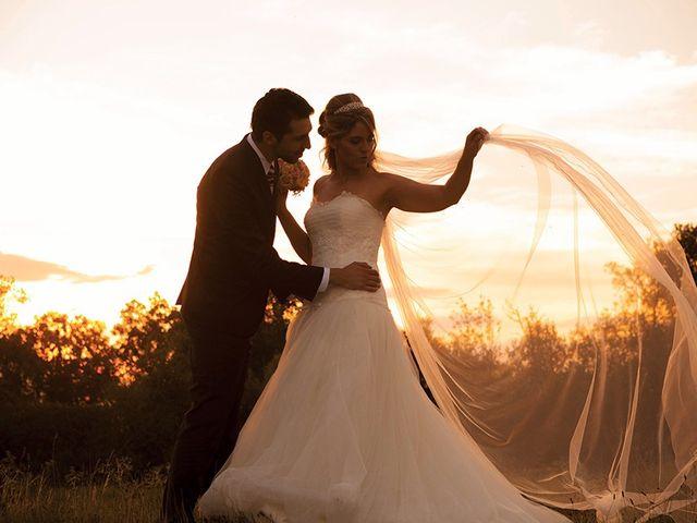 La boda de Eli y Sergi