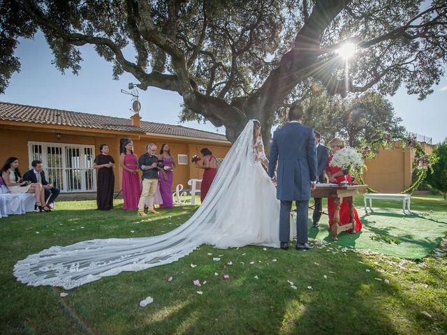 La boda de Filipe  y Ghabriela  en El Toril, Madrid 1