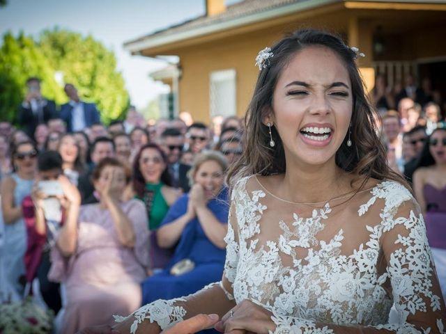 La boda de Filipe  y Ghabriela  en El Toril, Madrid 5