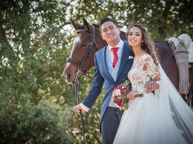 La boda de Filipe  y Ghabriela  en El Toril, Madrid 6