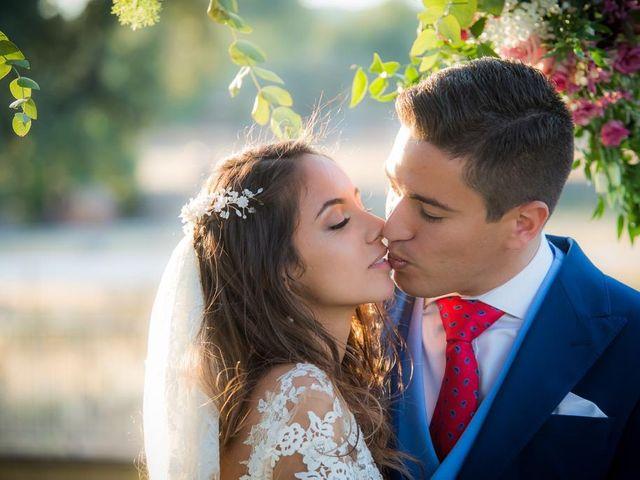 La boda de Filipe  y Ghabriela  en El Toril, Madrid 8
