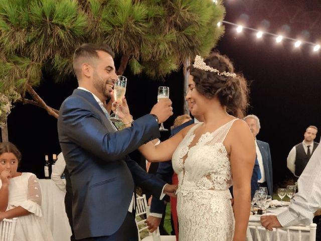 La boda de Juan y Amparo  en El Rompido, Huelva 1