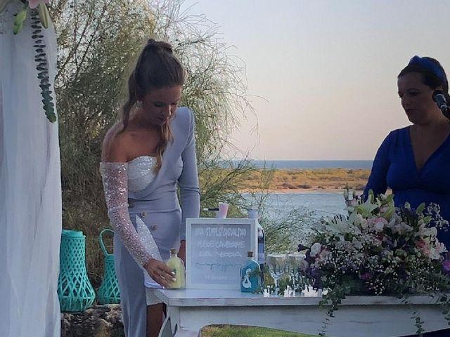 La boda de Juan y Amparo  en El Rompido, Huelva 2