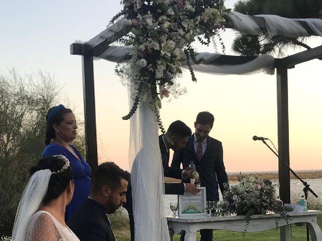 La boda de Juan y Amparo  en El Rompido, Huelva 6