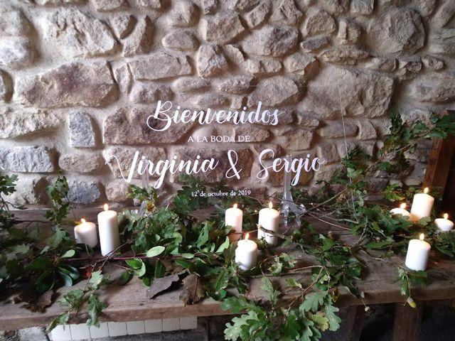 La boda de Sergio  y Virginia en Balmaseda, Vizcaya 8