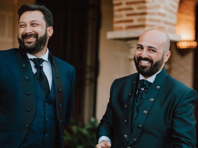 La boda de Víctor y Iván en Trujillo, Cáceres 9