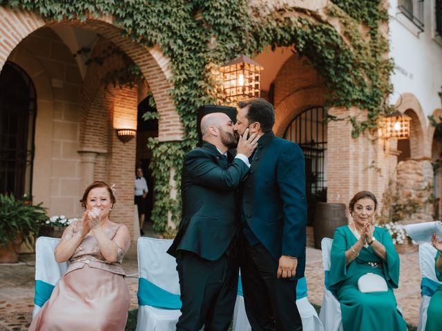 La boda de Víctor y Iván en Trujillo, Cáceres 10
