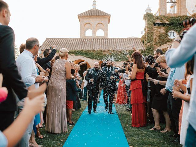 La boda de Víctor y Iván en Trujillo, Cáceres 11