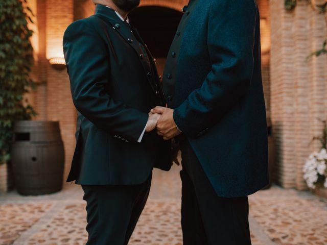 La boda de Víctor y Iván en Trujillo, Cáceres 2