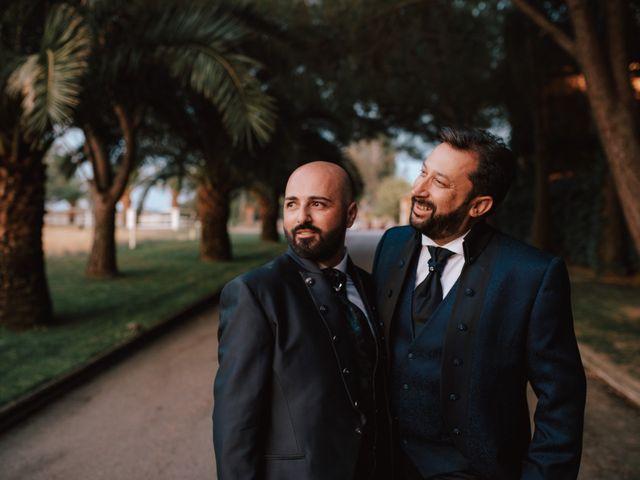 La boda de Víctor y Iván en Trujillo, Cáceres 14