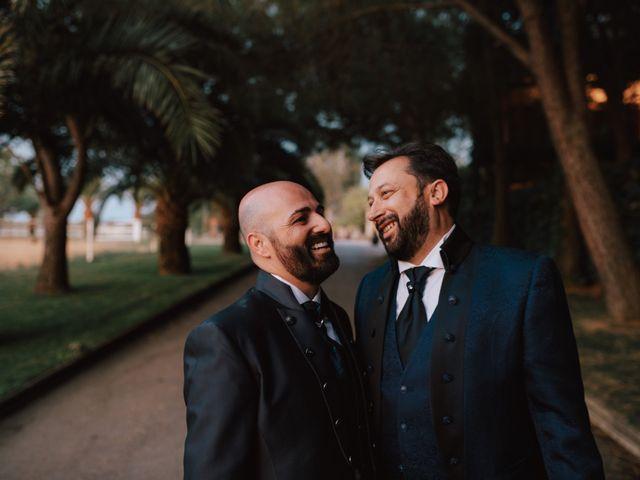 La boda de Víctor y Iván en Trujillo, Cáceres 15