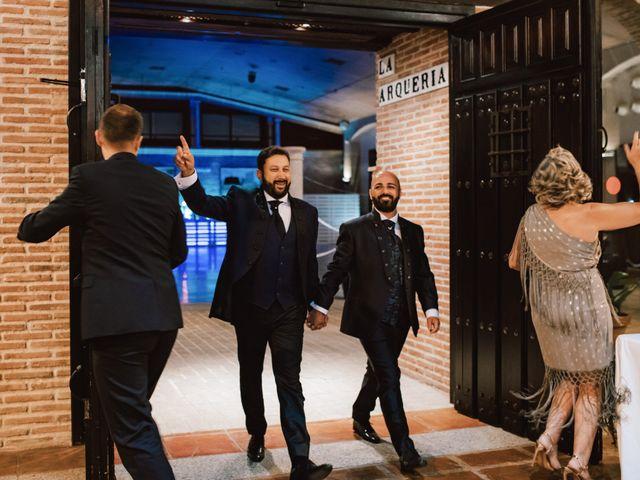 La boda de Víctor y Iván en Trujillo, Cáceres 16