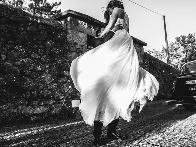 La boda de Damián y Raquel en Teo, A Coruña 4