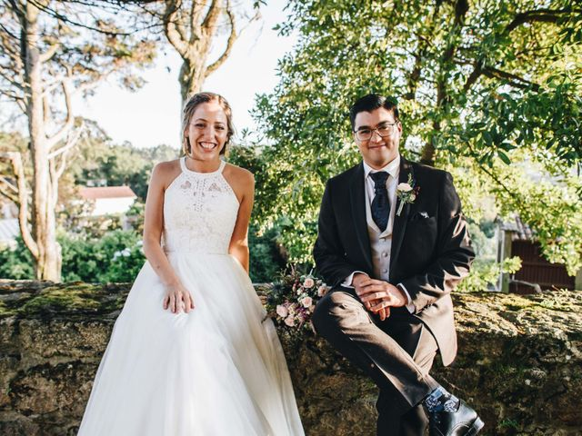 La boda de Damián y Raquel en Teo, A Coruña 6