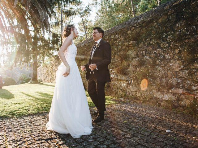 La boda de Damián y Raquel en Teo, A Coruña 7
