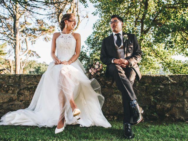 La boda de Damián y Raquel en Teo, A Coruña 10