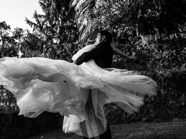 La boda de Damián y Raquel en Teo, A Coruña 18