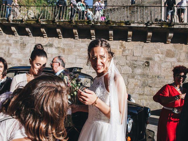 La boda de Damián y Raquel en Teo, A Coruña 20