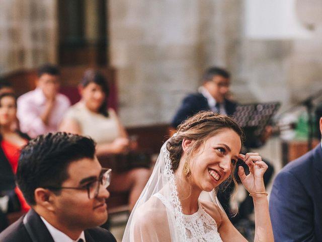 La boda de Damián y Raquel en Teo, A Coruña 22