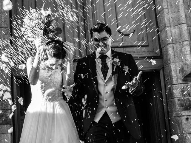 La boda de Damián y Raquel en Teo, A Coruña 25