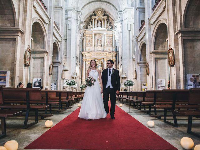 La boda de Damián y Raquel en Teo, A Coruña 26