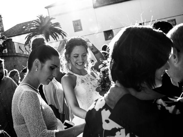 La boda de Damián y Raquel en Teo, A Coruña 27