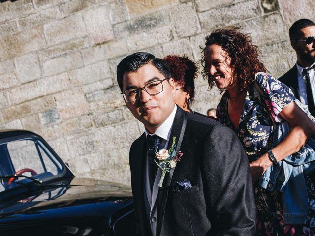 La boda de Damián y Raquel en Teo, A Coruña 28