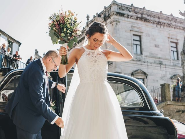 La boda de Damián y Raquel en Teo, A Coruña 31