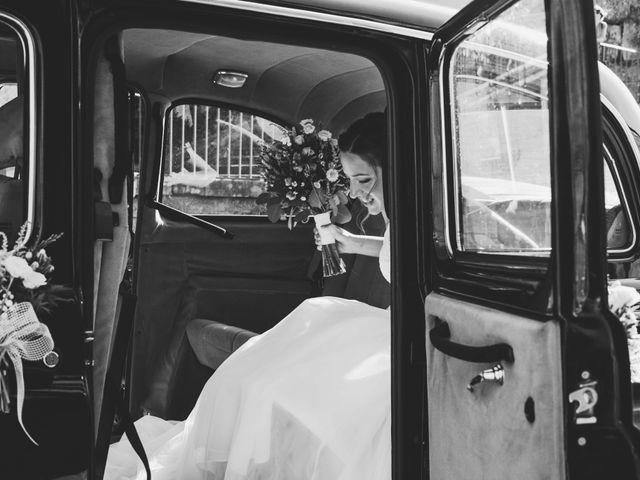 La boda de Damián y Raquel en Teo, A Coruña 32