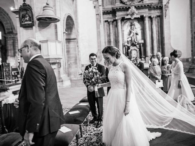 La boda de Damián y Raquel en Teo, A Coruña 34