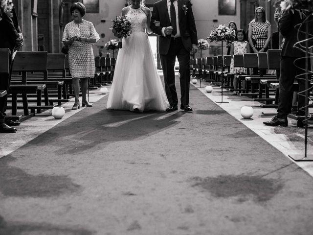 La boda de Damián y Raquel en Teo, A Coruña 35