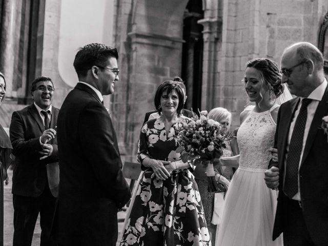 La boda de Damián y Raquel en Teo, A Coruña 38