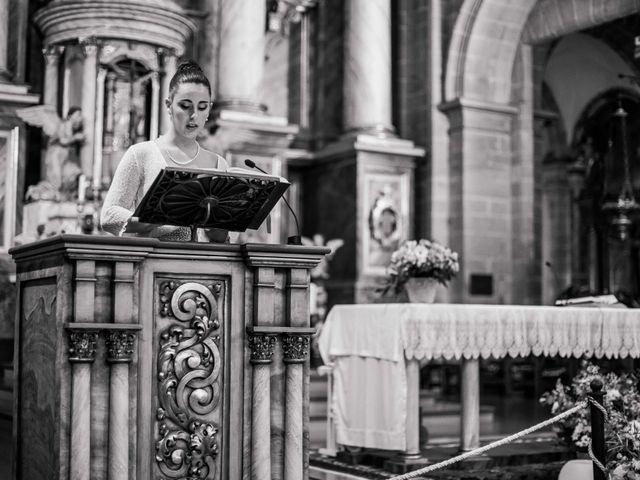 La boda de Damián y Raquel en Teo, A Coruña 39