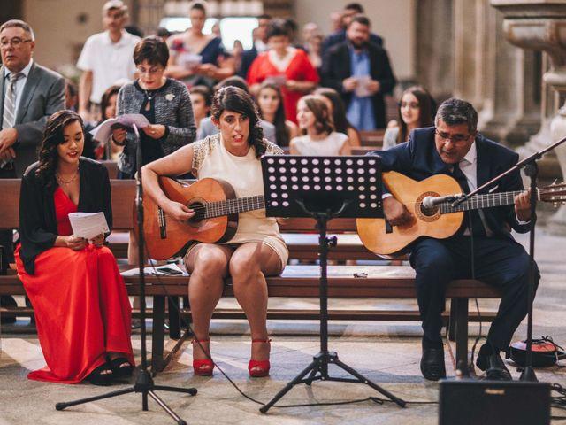 La boda de Damián y Raquel en Teo, A Coruña 40