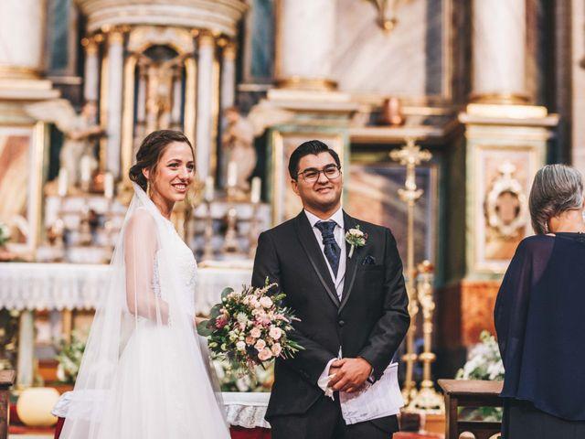 La boda de Damián y Raquel en Teo, A Coruña 44
