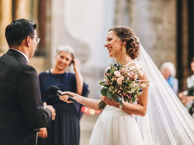 La boda de Damián y Raquel en Teo, A Coruña 45