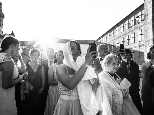 La boda de Damián y Raquel en Teo, A Coruña 46