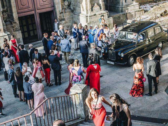 La boda de Damián y Raquel en Teo, A Coruña 48