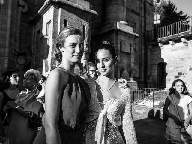 La boda de Damián y Raquel en Teo, A Coruña 49