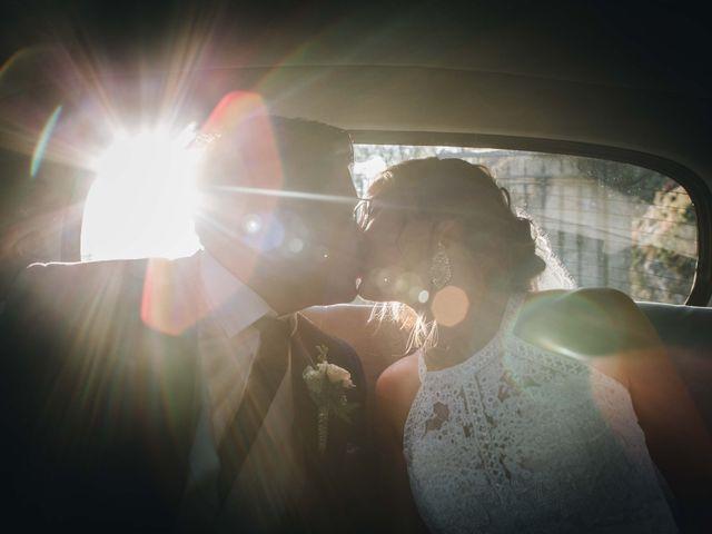 La boda de Damián y Raquel en Teo, A Coruña 52