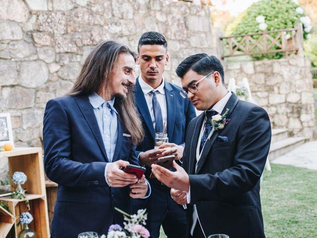La boda de Damián y Raquel en Teo, A Coruña 55