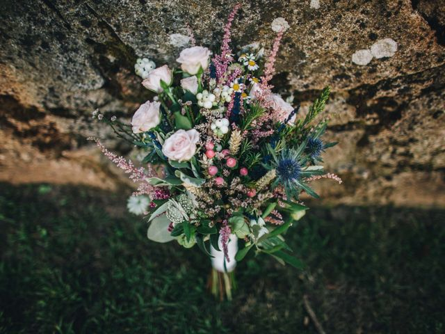 La boda de Damián y Raquel en Teo, A Coruña 56