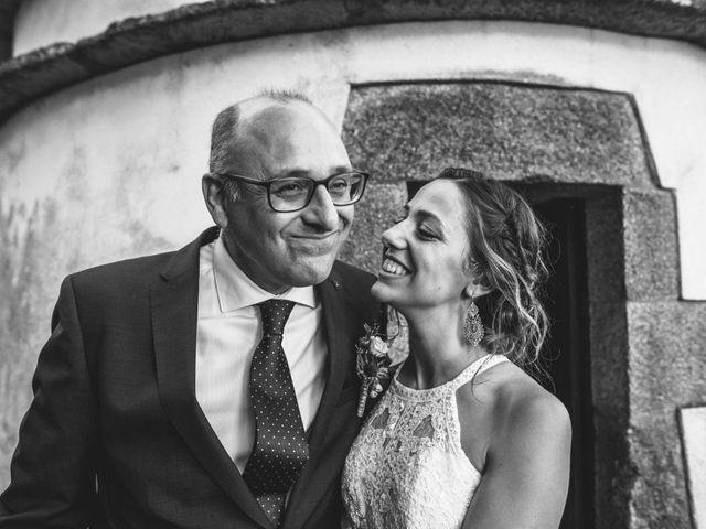 La boda de Damián y Raquel en Teo, A Coruña 59