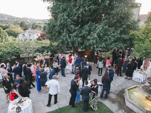 La boda de Damián y Raquel en Teo, A Coruña 61