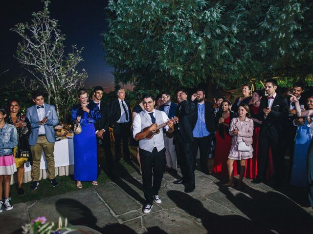 La boda de Damián y Raquel en Teo, A Coruña 69