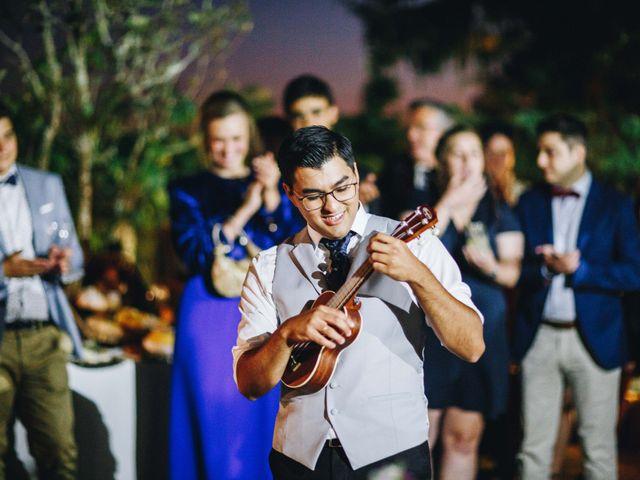 La boda de Damián y Raquel en Teo, A Coruña 70