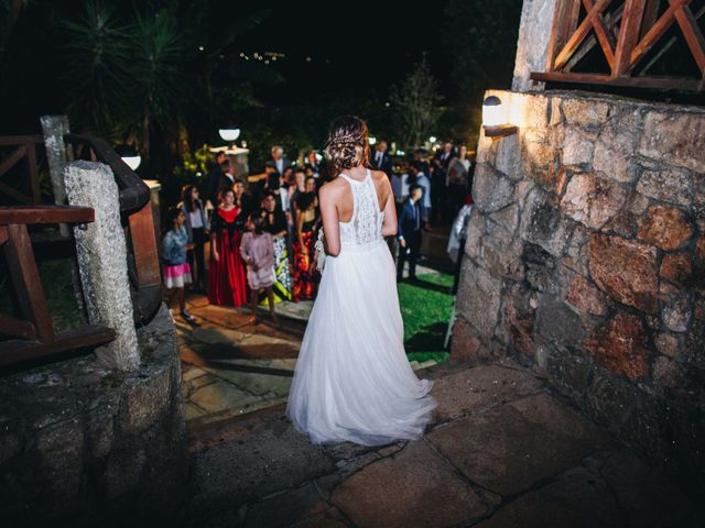 La boda de Damián y Raquel en Teo, A Coruña 71
