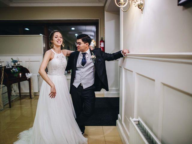 La boda de Damián y Raquel en Teo, A Coruña 74